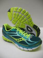 New Saucony Ride 7 Neutral Running Cross Training Shoes Green Yellow Womens 6