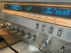 Pioneer SX-3800 Vintage Stereo Receiver SERVICED Look at this ONE!!