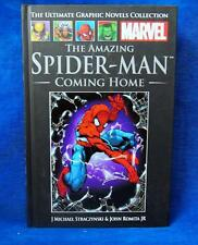 Marvel The Ultimate Graphic Novels Collection Vol.21 Spider-Man Coming Home Book