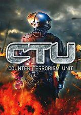 C.t.u (Unidad Anti Terrorismo) (Pc Dvd) Nuevo Sellado Pre-orden