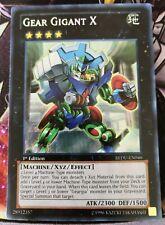 GEAR GIGANT X - REDU-EN046 SECRET RARE 1. Edition Near Mint