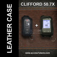 Clifford 50.7X (LEATHER REMOTE CASES) For Both Remotes!