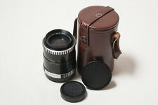 TESTED Sonnar 3.5/135 lens. Carl Zeiss Jena 135mm f/3.5 M42. EXCELLENT+