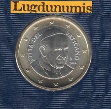 Vatican 2014 1 Euro BU FDC François 85000 exemplaires Provenant du coffret BU