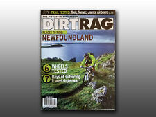 Collectable Aug. 2011, Dirt Rag Mtb Magazine, Treck, Tomac, Jamis, Airborne