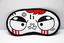 Too angry to told anything Lovely mad face Sleep Masks eye mask AB 66