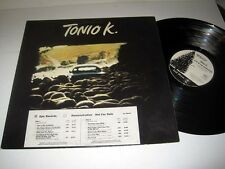TONIO K. Life In The Foodchain FULL MOON JE 355E45 Stereo NM- Promo