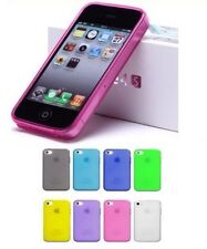 Custodia Antipolvere per Apple iPhone 4 4S 4G Bumper Cover Anti Polvere Dust TPU