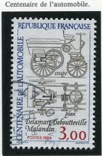 STAMP / TIMBRE FRANCE OBLITERE N° 2341 AUTOMOBILE