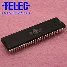 1 PC. Motorola MC68000G8 CPU/MPU SCN68000 MC68000 DIP64