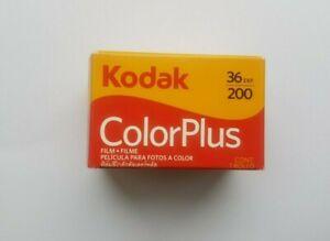 KODAK COLORPLUS 36 Exp. / 200 FILM