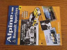 $$$ Fascicule Alpine & Renault sportives N°4 Renault 5 Turbo Corse 1982A Prost
