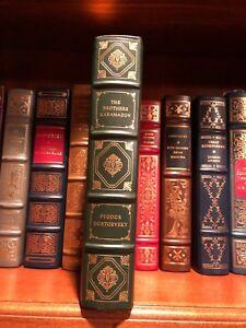 Franklin Library Oxford University Press The Brothers Karamazov Worlds Book #19