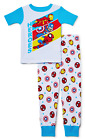 CAPTAIN AMERICA Cotton Snug-Fit Pajamas Sleepwear Set NWT Toddler's 3T or 4T 20