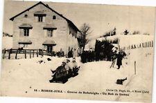 CPA MOREZ - Course de Bobsleigh - Un Bob de Dames (211462)