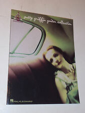 Patty GRIFFIN Guitar Tab vocal PARTITION sheet music SONGBOOK guitare LEONARD