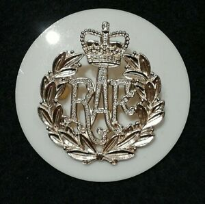 Royal Air Force Officer Cadet Issued Cap / Beret Badge, Genuine RAF issue