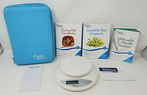 Weight Watchers Deluxe Member Kit Points Plus w/ scale 2010