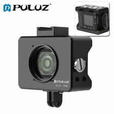 PULUZ For Sony RX0 Housing Aluminum Alloy Protective Cage Case+37mm UV Lens