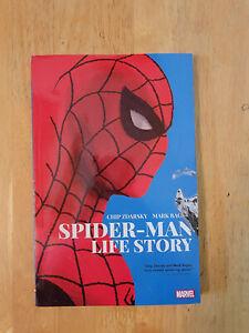 SPIDER-MAN LIFE STORY ~ MARVEL TPB  **