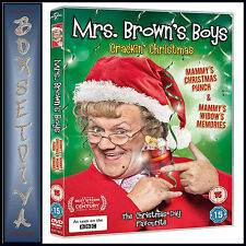 MRS BROWNS BOYS - CRACKIN CHRISTMAS SPECIALS  **BRAND NEW DVD*
