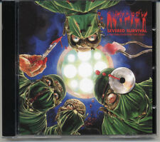 "Autopsy ""Severed Survival + Retribution For The Dead"" 1994, CD"