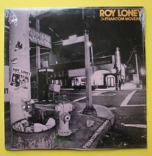 Roy Loney & The Phantom Movers Sealed Solid Smoke LP 1980