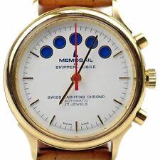 MEMOSAIL SKIPPER Jubile Orologio REGATA Cronografo Automatico Valjoux 7757