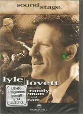 NEU: Lyle Lovett - Soundstage: Lyle Lovett feat Randy Newman and Mark Isham 2006