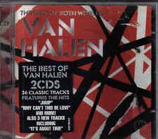 Van Halen-The Best Of Both Worlds 2 cd album