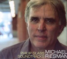 Michael Riesman - Philip Glass Soundtracks [CD]