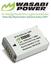 Wasabi Power (1050mAh) Battery for Nikon EN-EL24 AND Nikon 1 J5