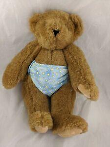"Vermont Teddy Bear Plush 15"" Stuffed Animal Toy"
