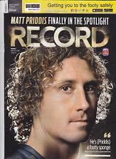 AFL 2015 Record West Coast Eagles v Carlton Round 2