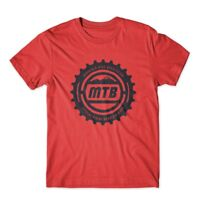 Mountain Bike T-Shirt. 100% Cotton Premium Tee NEW