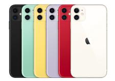 Apple iPhone 11- 64GB All Colors - GSM & CDMA Unlocked - Apple Factory Warranty