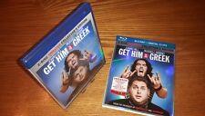 GET LO QUE EL GRECIA Unrated Blu-ray importación EEUU región un gratis raro OOP