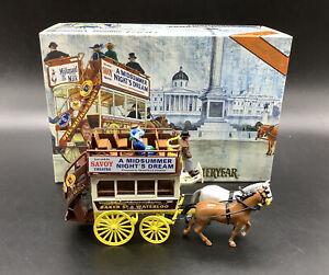 Matchbox YSH2 London Omnibus 1886. Mint In Mint Box