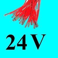 24V 40W Heizpatrone Heizelement Heizdraht Heater Kable für 3D Drucker Neu Hot