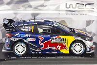 COLLEZIONE HACHETTE WRC FIA WORLD RALLY 1 USCITA FORD FIESTA WRC 2017 SCALA 1:24