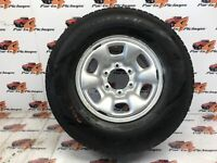 Toyota Hilux Steel Wheel with Goodyear wrangler HP 255 70 15 tyre 2006-2011