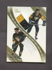 2003 In The Game ITG VIP Series One Mario Lemieux GU Patch