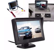 "4.3"" Monitor Screen TFT LCD PAL/NTSC For Car Rearview Reversing Camera 2019 NICE"