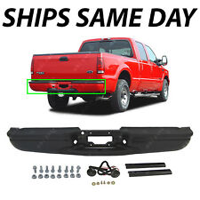NEW Primered Steel Rear Bumper Assembly for 1999-2007 Ford F250 F350 Super Duty