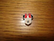 KAY JEWELERS CHARMED MEMORIES MINNIE MOUSE DISNEY CHARM STERLING SILVER