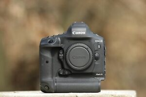 Canon EOS 1DX Mark III   Nur 7000 Auslösungen