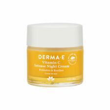 Derma E Vitamin C Intense Night Cream 2.0 oz Brand New