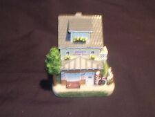 Liberty Falls Joss's Barber Shop Ah206 with Box, Free Shipping