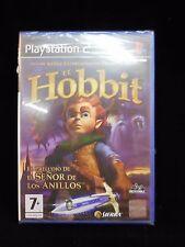 El Hobbit juego para playstation 2