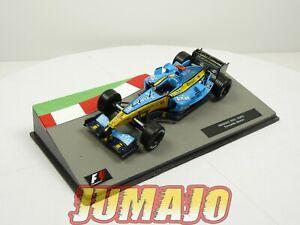 FOR9 voiture eaglemoss 1/43 F1 Formule 1:Renault R25 Fernando Alonso 2005